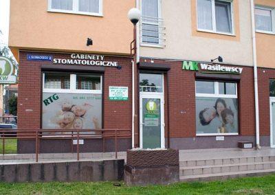 Gabinety stomatologiczne MK Wasilewscy