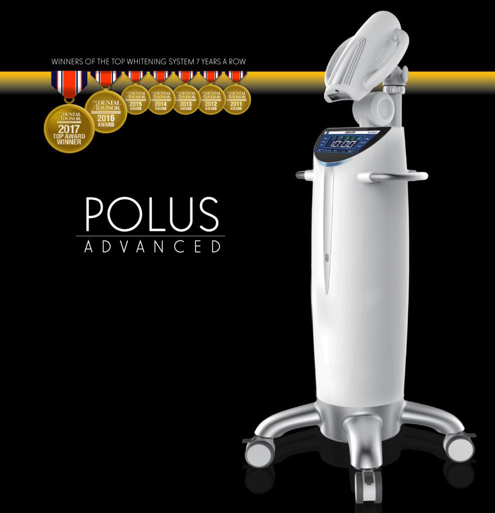 medale lampa do wybielania zębów